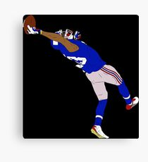 Odell Beckham Jr. Catch Canvas Print