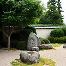 Traditional Japanese Garden by Jade Thorby