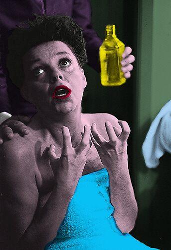 Judy Garland by Jessica Bomford
