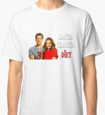 Santa Clarita Diet, Quotes, Gifts, Presents, Ideas, Friends, For him, For her, Colors, Dark humor, Horror tv shows, Memes, Cinema, Culture Classic T-Shirt