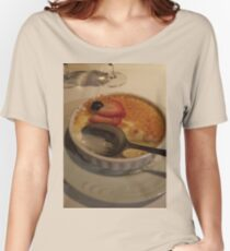 Creme Brulee Fashion Women's Relaxed Fit T-Shirt