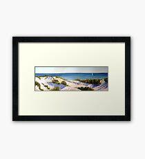 Ocean Reef Dune #53 Framed Print