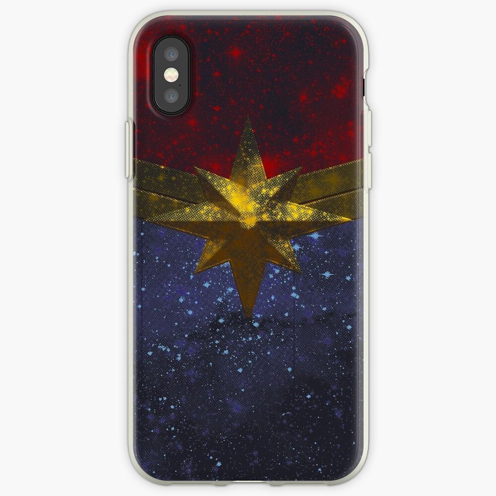 Kosmischer Stern iPhone-Hüllen & Cover