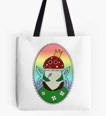 Rainbow Fairy of Joy Tote Bag