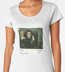 Johnny Depp's night out in '97 Women's Premium T-Shirt