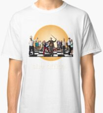 The Office Us, Office Tv Show, Comedy, Parody, Humor, Cool, Crazy, Meme, Gag, Puns, Banter, Gifts, Presents, Ideas, Colors, Art style, Decor Style, Good vibes Classic T-Shirt
