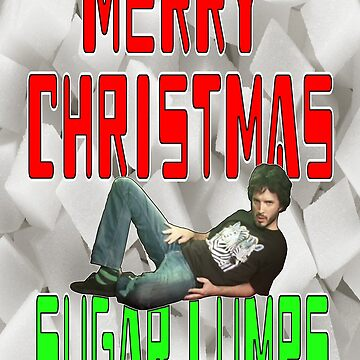 Merry Christmas Sugar Lumps by loganferret
