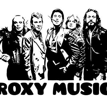 Roxy Music by jpearson980