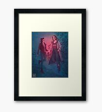 WHAT KIND OF UNIVERSE WITH NO YAZ Framed Print