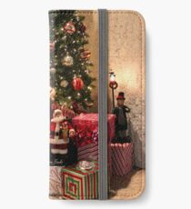 Christmas ~ It Was the Best of Times iPhone Wallet/Case/Skin