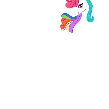 Unicorn - pocket animal by Wuselsusel
