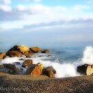 Breaking Waves by Ingrid Funk