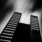 Twin Towers by David Bowman