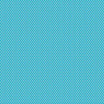 seamless oriental pattern blue grid - traditional pattern morocco / arabic style by ohaniki