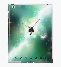 40 Jahre Voyager iPad-Hülle & Klebefolie