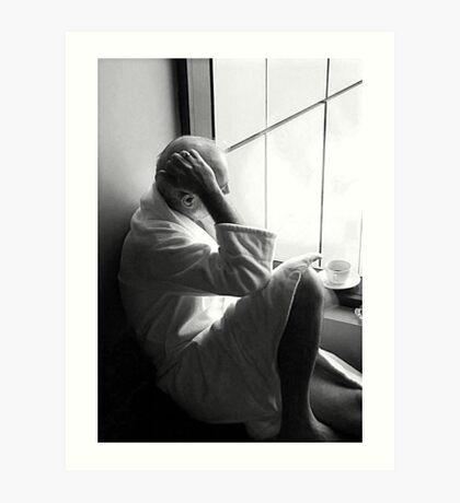 Morning Contemplation Art Print