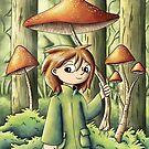 «Camina en el bosque» de Joen Söderholm