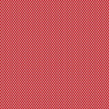 oriental pattern grid , red / white -   seamless morocco  pattern by ohaniki