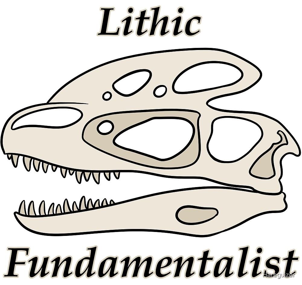 «Fundamentalista litico» de Hareguizer
