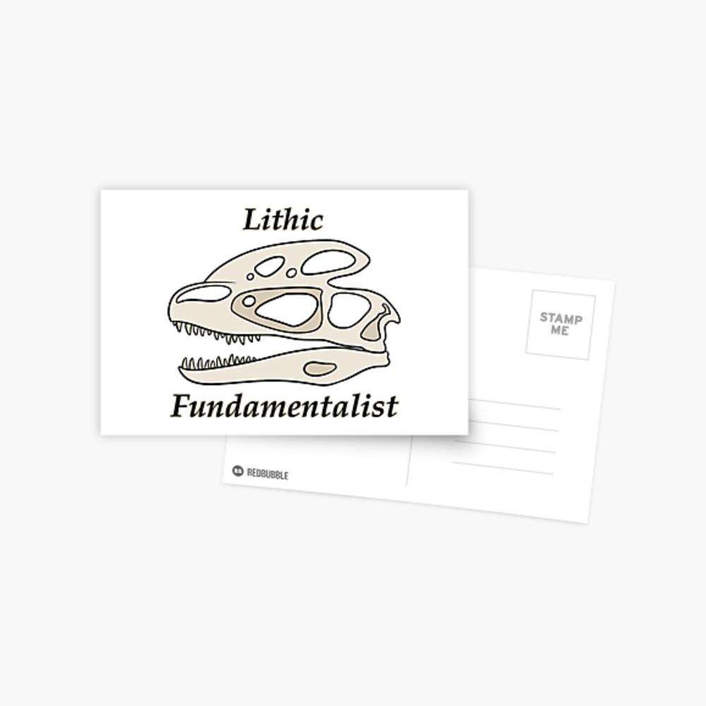 Fundamentalista litico Postal