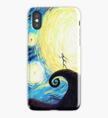 Starry Nightmare iPhone Case/Skin