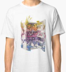 Moldy Fridge - Who Forgot the Hum(m)us? Classic T-Shirt