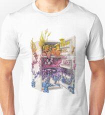Moldy Fridge - Who Forgot the Hum(m)us? Unisex T-Shirt