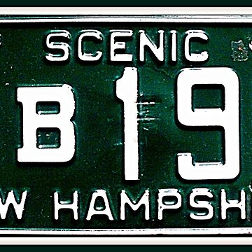 1966 Scenic New Hampshire  by angel1