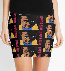Cité Soleil-Colour Mini Skirt