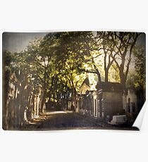Pere-Lachaise Poster