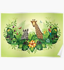 Jungle Magic Poster