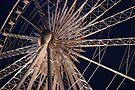 Niagara Skywheel by John Schneider