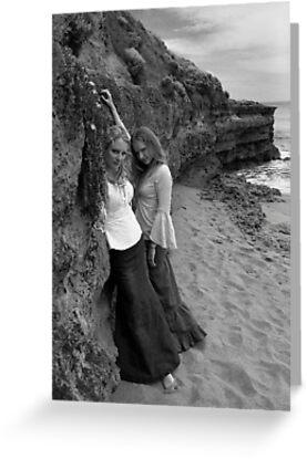 Castaways: Cliffside Longing by Napier Thompson