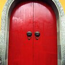 The Big Red Door  by Ethna Gillespie