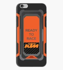 KTM-Rennen iPhone-Hülle & Cover
