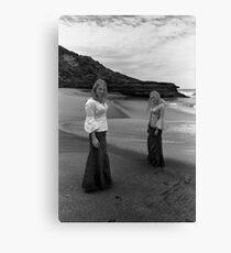Castaways: Lonely Places Canvas Print