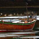 Blackwater - Frozen Harbour by Peter Sweeney