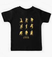 Call of Cthulu - Know Your Monsters Kids T-Shirt