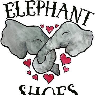 Elephant Shoes by Boogiemonst