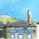 Oban Distillery by Ross Macintyre