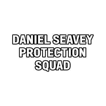 Daniel Seavey Protection Squad by amandamedeiros