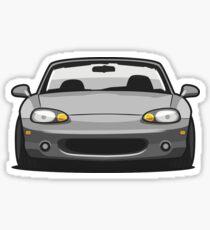 Mazda MX-5 Miata 2nd Generation 1998-2005 Sticker
