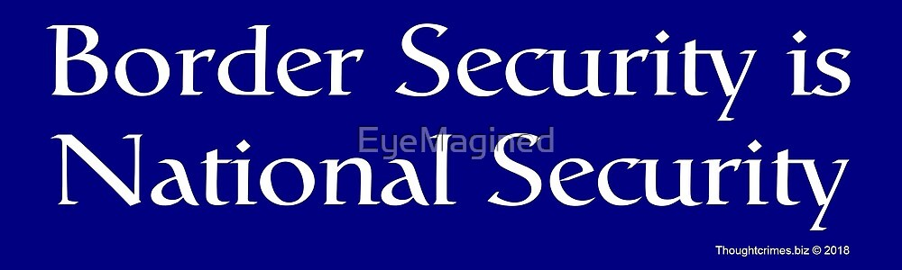 National Security by EyeMagined