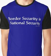 National Security Graphic T-Shirt