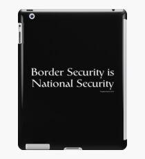 National Security iPad Case/Skin