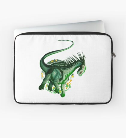 Amargasaurus (without text)  Laptop Sleeve