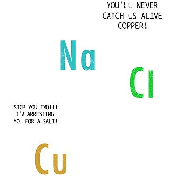 Chemistry joke by 4tomic