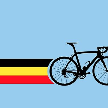 Bike Stripes Belgian National Road Race by sher00