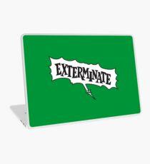 Exterminate! Laptop Skin