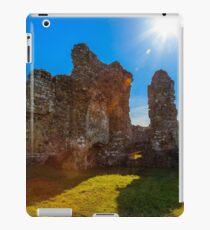 Sunburst at Waverley Abbey iPad Case/Skin